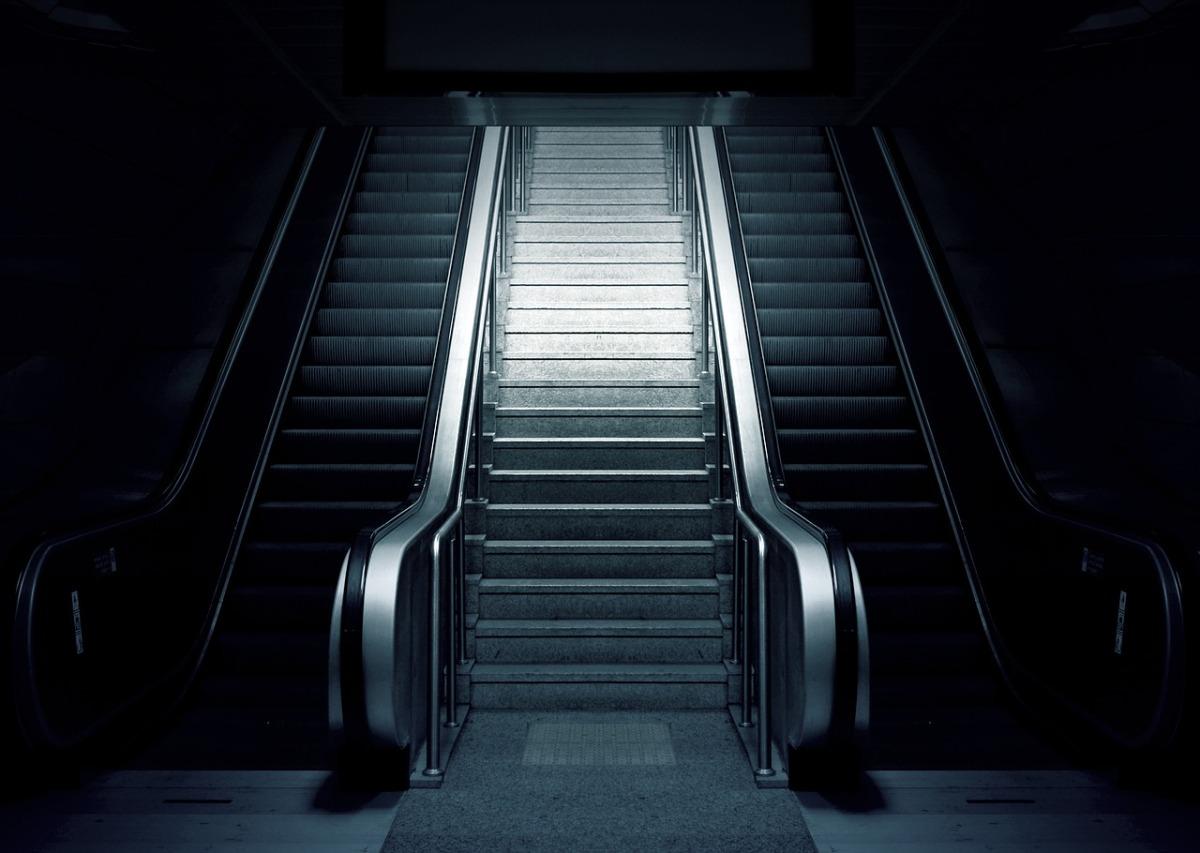 Die spirituelle Rolltreppe