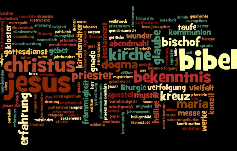 Die Eine Welt – das Eine Christentum!? TeilI